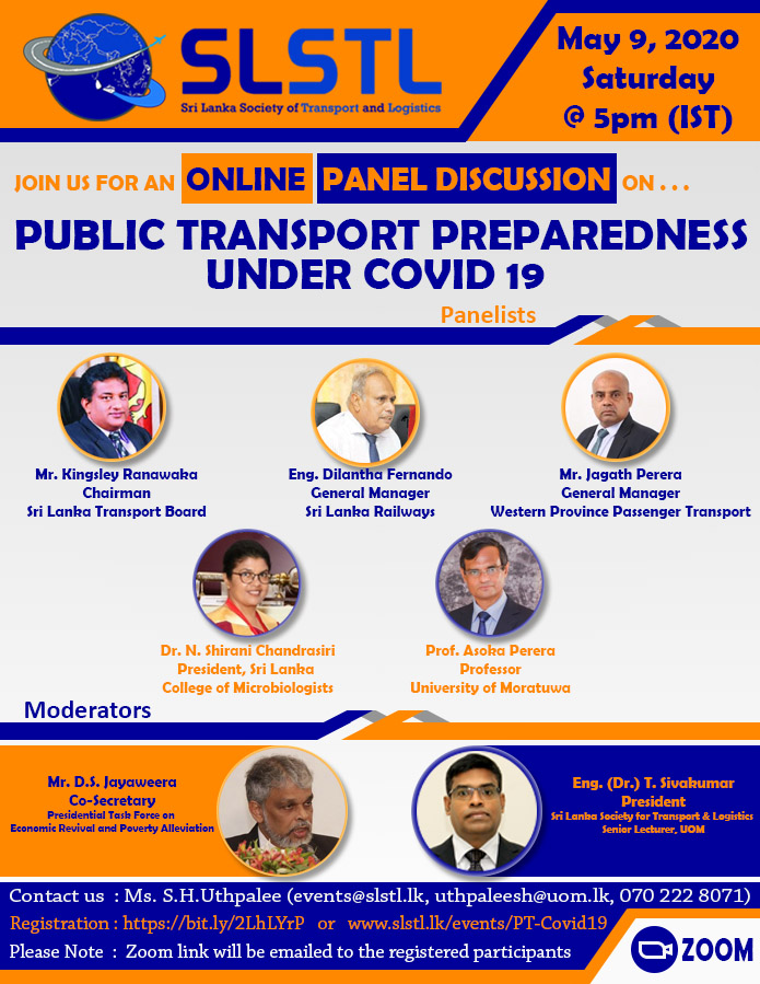 Panel Discussion on Public Transport Preparedness under COVID 19 by SLSTL_Final (1)