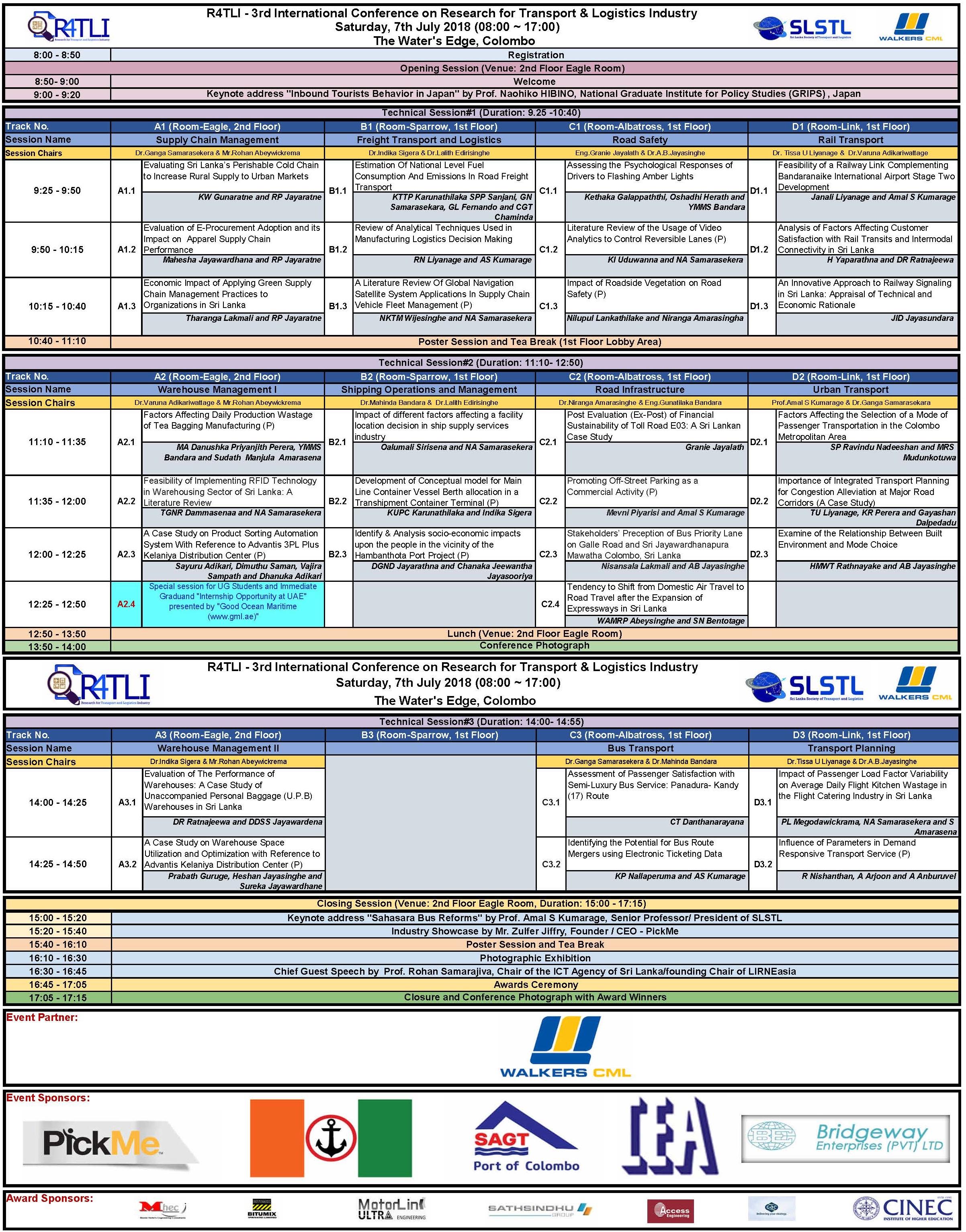 2018.07.06 _Conference Program - R4TLI 2018 Final